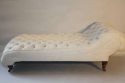 C19th buttoned day bed - picture 2