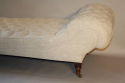 C19th buttoned day bed - picture 3