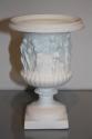 Antique white porcelain Limoges biscuit ware vase - picture 1