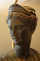 Apollo and Diana - a pair of C20th plaster table lamps. - picture 6