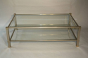 A Pierre Vandel two tier coffee table - picture 6