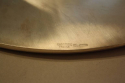A Set of Six Christofle Silver Plated Under Plates - picture 5