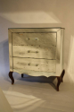 French mirrored chest of drawers - picture 2
