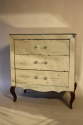 French mirrored chest of drawers - picture 5