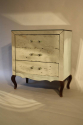 French mirrored chest of drawers - picture 7