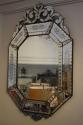 19th C Octagonal Venetian mirror - picture 6