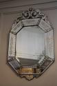 19th C Octagonal Venetian mirror - picture 9