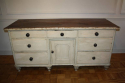 C19th Lincolnshire dresser - picture 3