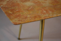 Classic Italian marble topped coffee table, c1950 - picture 3