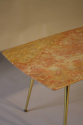 Classic Italian marble topped coffee table, c1950 - picture 4