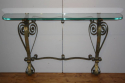 An unusual Pierre Luigi Colli console, Italian c1950 - picture 5