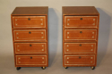 A Pair of Leatherette Cartonniers - picture 2