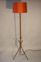 French 1950`s floor lamp - picture 1