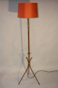 French 1950`s floor lamp - picture 3