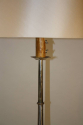 1950`s Spanish silver floor lamp. - picture 4