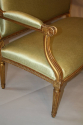 French gilt wood canape - picture 7