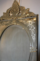 19thC Venetian mirror. - picture 3