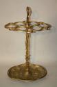 Brass umbrella/stick stand - picture 3