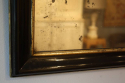 A French Antique Napoleon III ebonised and gilt mirror - picture 2