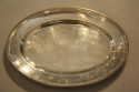 A Christofle Oval Serving Plate - picture 1