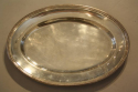 A Christofle Oval Serving Plate - picture 2