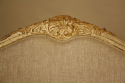 Carved wood French sofa - picture 8