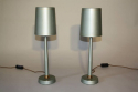 A pair of Brazilian 1950`s table lamps - picture 2