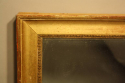 Soft gold rectangular mirror - picture 2