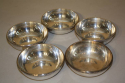 A Set of Five Christofle Small Bowls - picture 1