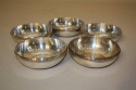 A Set of Five Christofle Small Bowls - picture 3