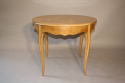 Attributed to Rene Prou, sycamore table French c1950 - picture 2