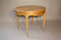 Attributed to Rene Prou, sycamore table French c1950 - picture 5