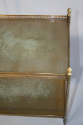 A gilt metal two tier side table, French c1950 - picture 3