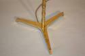 Gold bronze bamboo floor lamp - picture 3