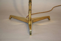 Gold bronze bamboo floor lamp - picture 4