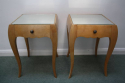 A Pair of Rene Prou Bedside Cabinets or Side Tables - picture 2