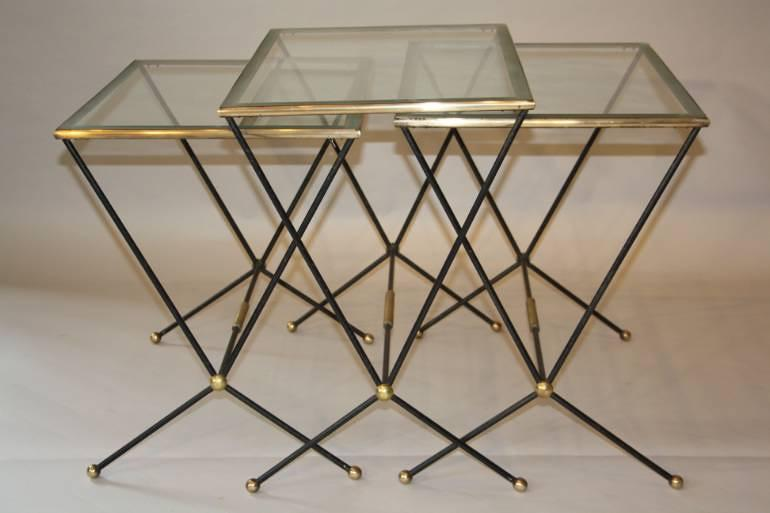 1950`s nest of tables
