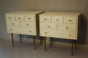 Pair of lacquered side cabinets - picture 2