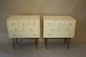 Pair of lacquered side cabinets - picture 4