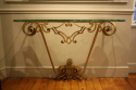 Gilt metal Pierre Luigi Colli console - picture 2