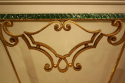 Gilt metal Pierre Luigi Colli console - picture 6