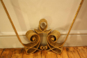 Gilt metal Pierre Luigi Colli console - picture 7