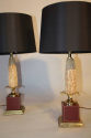 A pair of Maize table lamps - picture 3