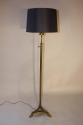 French 1950`s telescopic floor lamp - picture 3
