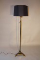 French 1950`s telescopic floor lamp - picture 5