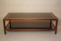 A Wooden Two Tier Rectangular Coffee Table - picture 2