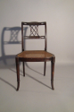 Antique side chair,  late George III - picture 1