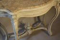 Napoleon III marble console with drawer - picture 4