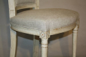 A set of 6 Directoire style chairs - picture 7