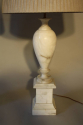 French 1960`s marble table lamps - picture 6